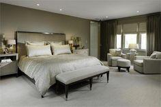 Contemporary (Modern, Retro) Bedroom by Susan Fredman