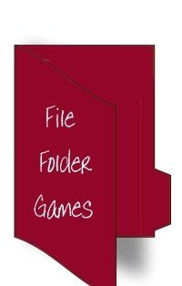 file folder games downloads for various subjects