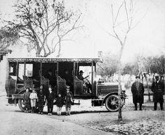Primeiro Aurocarro da Carris de Lisboa