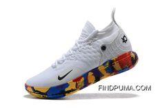 "huge discount 0f26c 65a4b New Release Nike KD 11 ""NCAA March Madness"" WhiteMulti-Color.  710654016178859089847239817338192829"