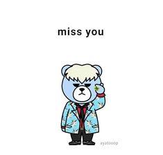 Bigbang Krunk, Bigbang Logo, Choi Seung Hyun, Kawaii, Bear, Photos, Fictional Characters, Korea, Art