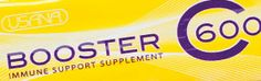 delicious Booster C packets, in my mouth or in my water :) order at ginajohnson.usana.com