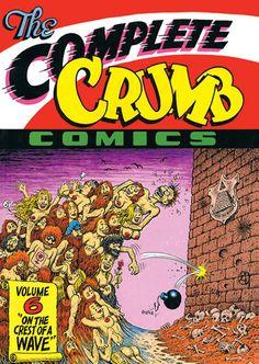 The Complete Crumb Comics 06 by Robert Crumb