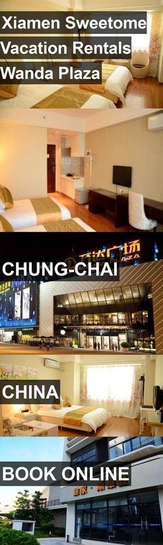 Hotel Xiamen Sweetome Vacation Rentals Wanda Plaza in Chung-chai, China. For more information, photos, reviews and best prices please follow the link. #China #Chung-chai #XiamenSweetomeVacationRentalsWandaPlaza #hotel #travel #vacation
