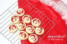 pillsbury easy bake snowman cookies