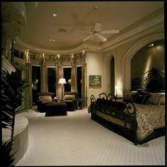Amazing Main Bedroom