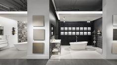 Showroom Interior Design, Tile Showroom, Furniture Showroom, Small Office Design, Bathroom Showrooms, Kitchen Gallery, Office Interiors, Tile Design, Retail Design