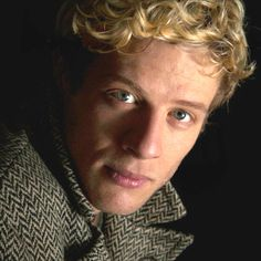 James Norton photographed by David Sandeson