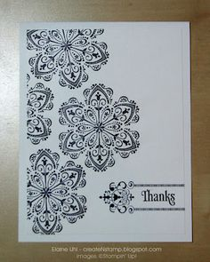 Mixed Bunch, Creative Elements, and Kindness Matters stamp sets. black and white card. Stampin' Up!