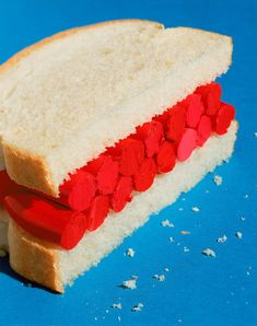 Lipstick sandwich