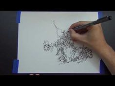 Making a Formless Drawing - YouTube