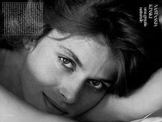 Nastassja Kinski, Random, Cats, Beautiful, Beauty, Vintage, Actresses, Gatos, Vintage Comics