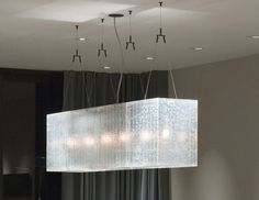 Nebula Suspension Fixture by McEwen Lighting
