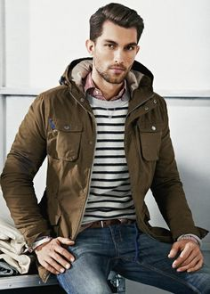 men's fashion & style: Photo