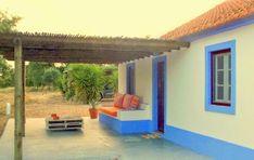 Aluguer de casa rústica para férias em Local da Parvoíce - Casa  1 (lotação para 6 pessoas)