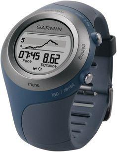 Garmin - Refurbished Forerunner® 405CX