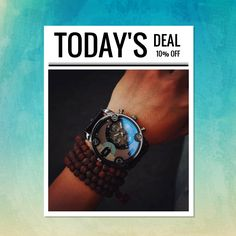 Today Only! 10% OFF this item.  Follow us on Pinterest to be the first to see our exciting Daily Deals. Today's Product: BADASS TRANSPARENT WATCH Buy now: https://small.bz/AAaeqhe #musthave #loveit #instacool #shop #shopping #onlineshopping #instashop #instagood #instafollow #photooftheday #picoftheday #love #OTstores #smallbiz #sale #dailydeal #dealoftheday #todayonly #instadaily