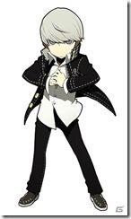 Persona Q: Shadow of the Labyrinth - Persona 4 Protagonist Persona 4 Manga, Persona Q, Game Character Design, Character Concept, Character Art, Concept Art, Character Inspiration, Yu Narukami, Shin Megami Tensei Persona