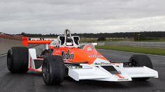 Znalezione obrazy dla zapytania McLaren M26 - Ford 1976