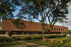 Galeria - Biblioteca São Paulo / Aflalo & Gasperini Arquitetos - 8