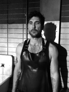 Dylan McDermott as the son of Bloody Face Dr. Thredson, season 2, Asylum