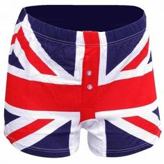 Union Jack underpants