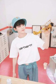 He's such a cute baby ♡ I Miss U, B1a4, K Idol, Star Awards, Kpop Boy, Handsome Boys, Boyfriend Material, Swagg, Pop Group