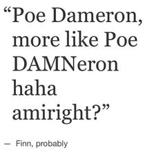 Me too Finn , me too