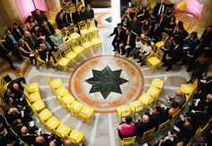 7 Seriously Creative Ceremony Seating Ideas | Photo by: Photo by: Kelly Prizel Photography | TheKnot.com