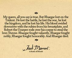 Ser Jorah Mormont Quotes | 23 apr 2012 131 notes jorah mormont house mormont quotes asoiaf george ...