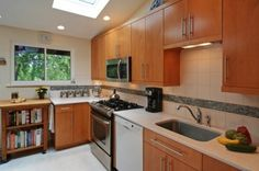 Mid-Century Modern Ranch Kitchen Remodel - contemporary - kitchen - st louis - Mosby Building Arts
