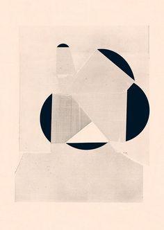 Jesús Perea / 2015 Abstract composition 603 Giclee print - 60 x 84 cm Limited edition (20) www.jesusperea.com