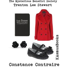 Constance-The Mysterious Benedict Society by KAsmusBooks (I'd wear it with black leggings) The Mysterious Benedict Society, Diy Clothes Design, Young Girl Fashion, Tiny Prints, Fandom Fashion, Geek Out, Diy Clothing, Black Leggings, How To Look Pretty