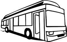 Imagini pentru imagini de colorat autobuze Transportation