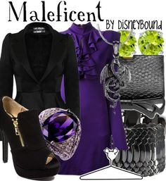 Sleeping Beauty - Maleficent
