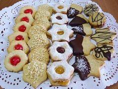 PASTAS DE TE SURTIDAS Tea Cookies, Ice Cream Cookies, Sweet Cookies, Dessert Restaurants, Pan Dulce, Mini Cheesecakes, Homemade Beauty Products, Cookie Desserts, Doughnut