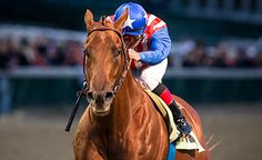 Dortmund, currently holds the 3rd place on the Derby list after winning the San Felipe Stakes, is trained by Bob Baffert...we look forward to seeing him run on April 4th in the Santa Anita Derby! #sports #ontheroadtothekentuckyderby #horses #horseracing #top3yearolds #triplecrown #athletes