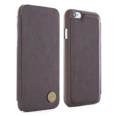 Barbour iPhone 6 Covers - Faux-Leather - Brown