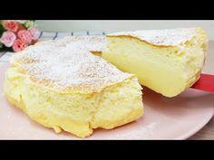 POUZE 3 SLOŽKY! Každý miluje tento dort a každý chce recept 😍! # 140 - YouTube 3 Ingredient Cakes, 3 Ingredient Recipes, Fun Baking Recipes, Dessert Recipes, Cooking Recipes, Baking Cupcakes, Cupcake Cakes, Flan Recipe, Custard Cake