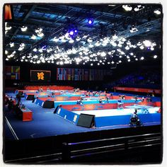 willhunter31's photo  of London 2012 venue - ExCel - North Arena One on Instagram