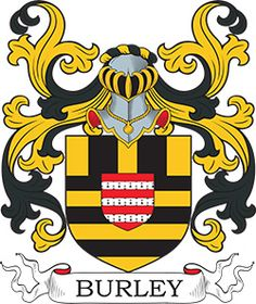 Burley Coat of Arms