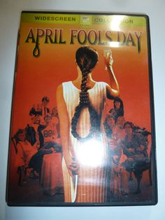 april fool's day #dvd #80s teen slasher horror movie mystery 1986 deborah foreman from $5.99