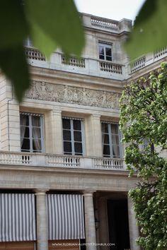 florian-aupetit:Jardins du Palais royal, Paris, 30 April 2012