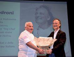 Enrico Cosentino e Moreno Cedroni  #chef #festivaldellacucinaitaliana #cesenatico #cibo #food #wine #vino