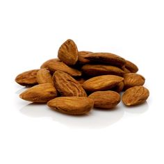 """http://livesuperfoods.com/live-superfoods-raw-unpasteurized-almonds-12-oz.html Almonds are a rich source of Vitamin E, containing 24mg per 100g. They are also rich in monounsaturated fat, one of the two """"good"""" fats responsible for lowering LDL cholesterol. Claimed health benefits of almonds include improved complexion, improved movement of food through the colon (feces) and the prevention of cancer."""