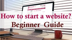 Web Hosting Blog Pakistan: 3 Initial Steps to launch new website - Beginner Guide