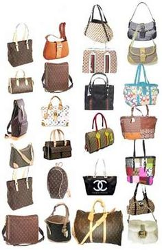 Designer Bags - Click image to find more hot Pinterest pins