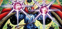 Conheça o Doutor Estranho (Dr. Strange) da Marvel Comcs e algumas curiosidades - filme estreia dia 4 de novembro de 2016!