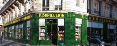 Boutique E.DEHILLERIN: Parisian kitchen store where Jenny got her copper pot. Must visit!