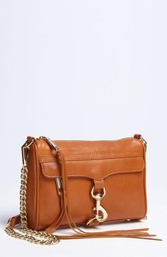 Total arm candy! Mini Mac crossbody bag.